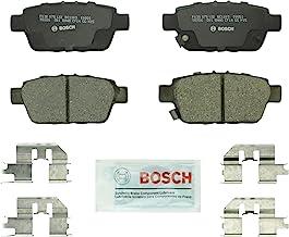 مجموعه ترمز دیسک سرامیکی دیسک Bosch BC1103 QuietCast Premium Disc: For: Acura TL؛ هوندا ریجلاین ، عقب