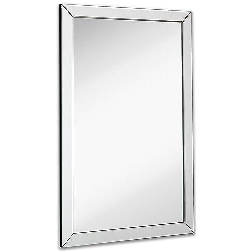 Beveled Mirror Amazoncom