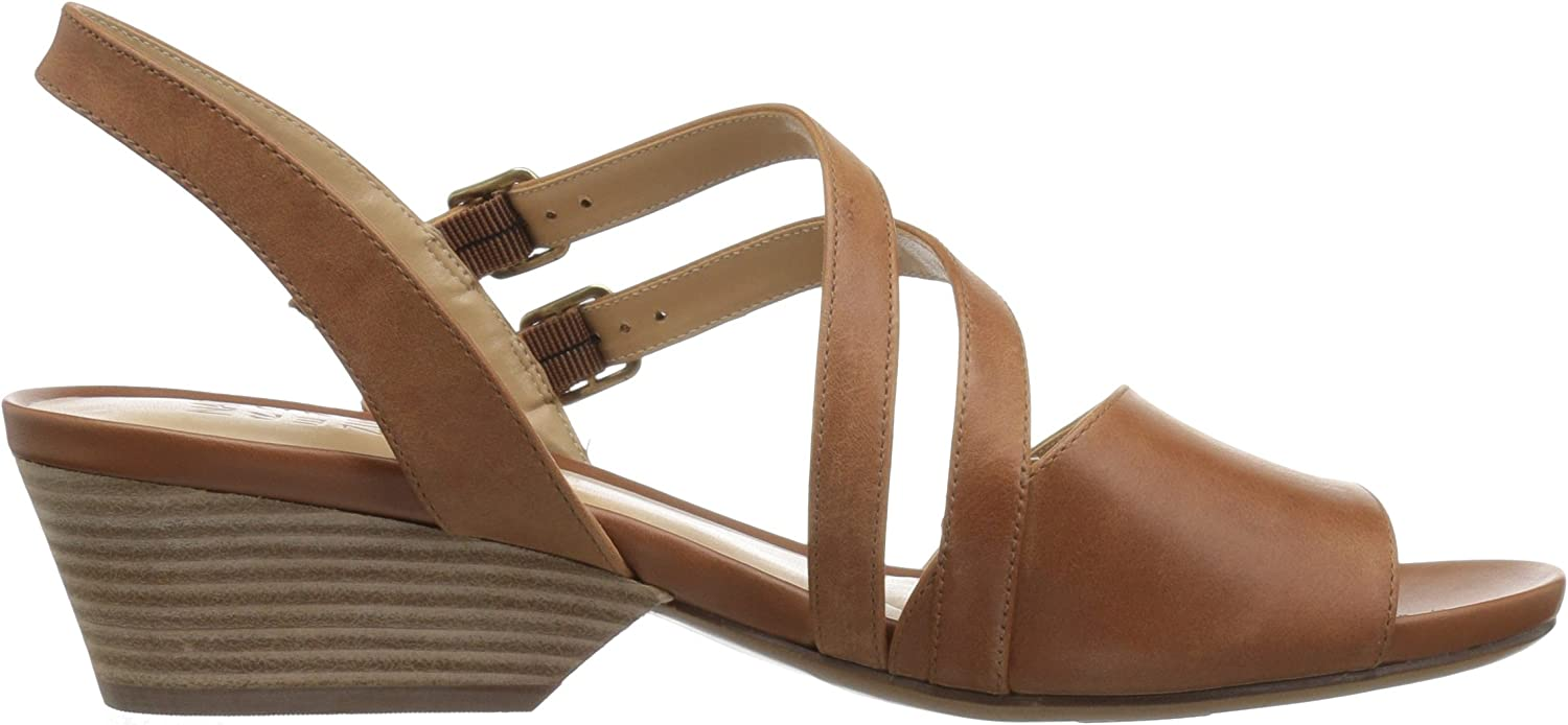 Naturalizer Womens Gigi Heeled Sandal