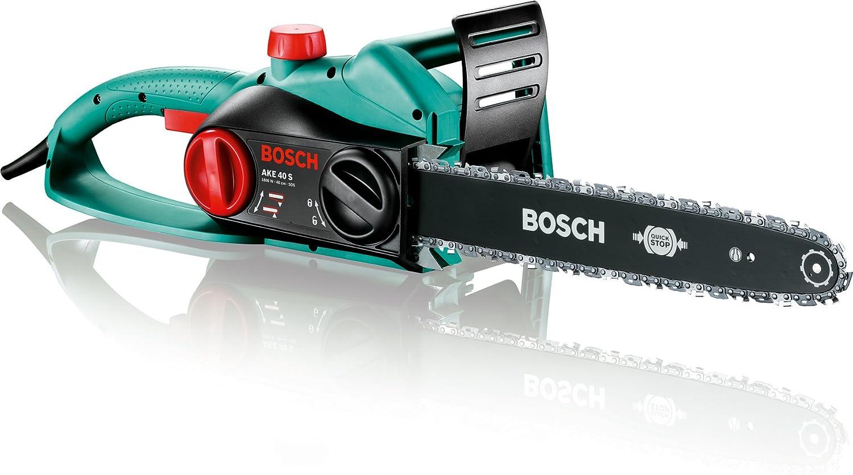 Bosch Tronçonneuse Ake 40 19 S De 4 5 Kg Puissance 1900 W à Longueur De Guide De 40 Cm 0600836f03 Amazon Fr Bricolage