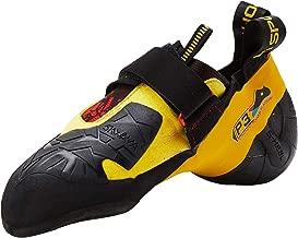 La Sportiva Skwama Black/Yellow Talla: 35