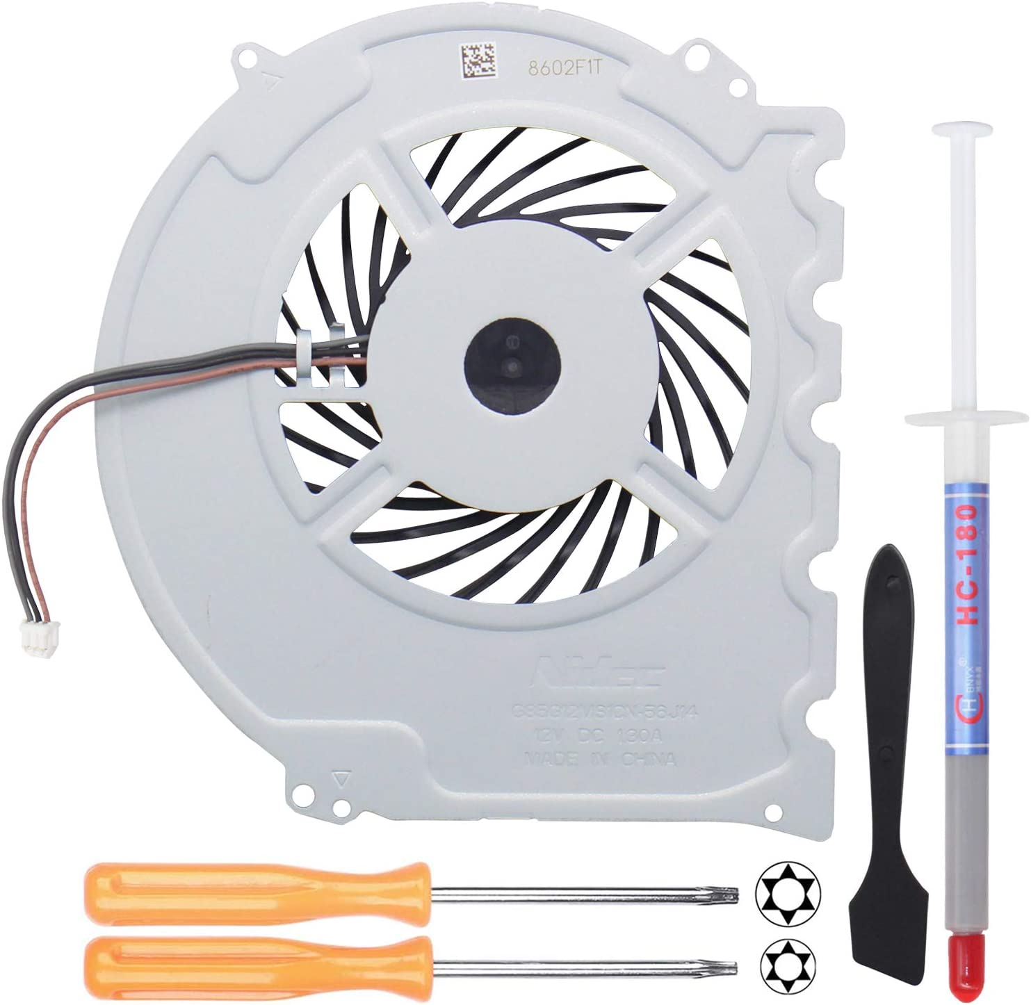 YEECHUN Deluxe Replacement Internal Cooling Fan Sony for Play Gorgeous KSB0912HD