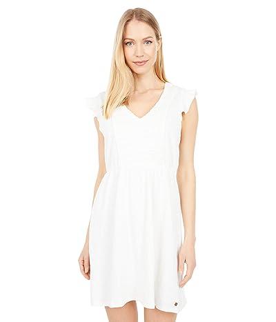 Roxy Morning Breeze Dress (Snow White) Women