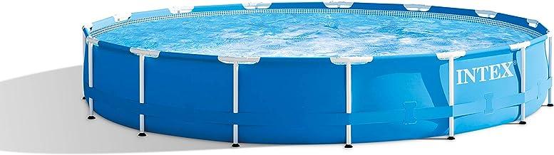Intex 15Ft X 33In Metal Frame Pool Set