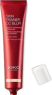 KIKO MILANO - Skin Trainer CC Blur   3-in-1 Face Cream Foundation & Concealer   Hydrating Optical Corrector That Evens Com...