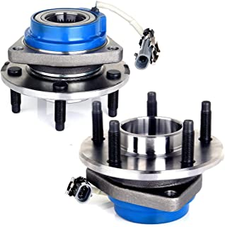 Best wheel hub assembly replacement Reviews