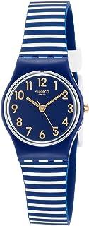 Swatch Unisex Ora D'Aria Quartz 25Mm Wrist Watch LN153