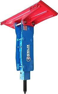 Felix Hydraulic Hammer Breaker fit to 8000 to 16000 lbs Skid Steer Mini Excavator