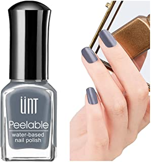 UNT Peel Off Nail Polish - Kid and Girls Non Toxic Water Based Fast Drying Peelable Nail Lacquer for Pregnant Woman, 7ml (MG065)