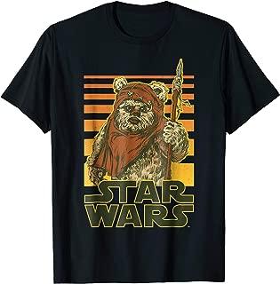 Best ewok t shirt Reviews
