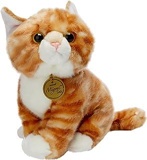 """Aurora - Miyoni - 10"""" Orange Tabby Kitten"""