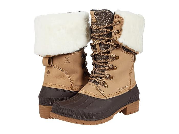 Vintage Winter Retro Boots – Snow, Rain, Cold Kamik Sienna F2 $149.95 AT vintagedancer.com