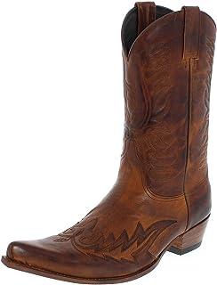 Sendra Boots Bottes de cowboy marron 12994