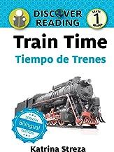 Train Time / Tiempo de trenes (Xist Kids Bilingual Spanish English)