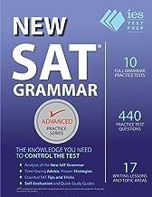 New SAT Grammar Workbook (Advanced Practice Series) (Volume 8)