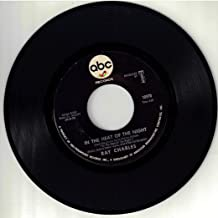 CHARLES, Ray / In The Heat Of The Night / 45rpm record