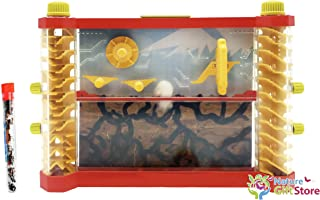 Nature Gift Store Interactive Ant Farm Shipped with Live Ants: See-Saws, Merry-go-Round, Ladders