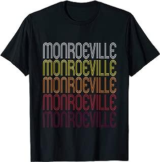 Monroeville, PA   Vintage Style Pennsylvania T-shirt