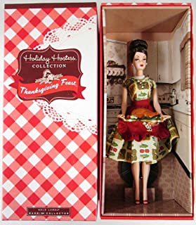 Holiday Hostess Thanksgiving Feast Barbie
