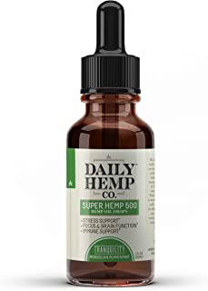 daily choice hemp oil
