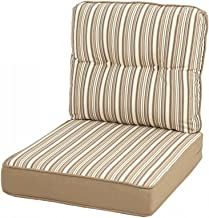 Quality Outdoor Living 29-BS04SB Chair Cushion, 23