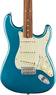 Fender Classic Series 60's Stratocaster Electric Guitar - Pau Ferro Fingerboard - Lake Placid Blue
