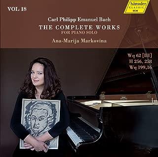 Keyboard Sonata in C Major, Wq. 62/20: II. Arioso