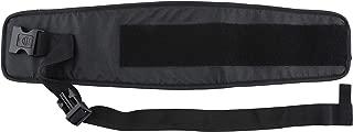 TushBaby Waistband Extender - Extension Belt, Custom Fit, Adjustable, Machine Washable, Ergonomic Child + Infant + Toddler Carrier, Black
