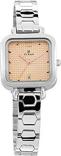Titan Karishma Analog Pink Dial Women's Watch-NM2626SM01 / NL2626SM01