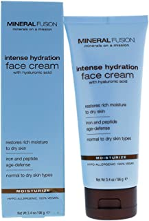 Mineral Fusion Intense Hydration Face Cream, 3.4 Ounces