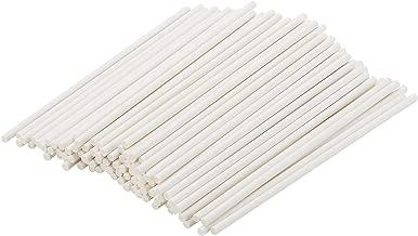 Sweet Creations 100 Count Reusable Plastic Cake Pop Sticks
