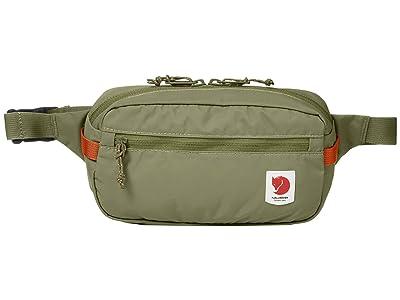 Fjallraven High Coast Hip Pack (Green) Bags