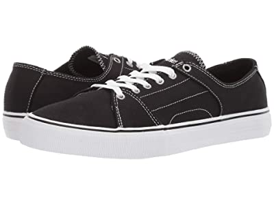 etnies RLS (Black/White/Silver) Men