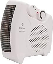 Singer Fan Heater Heat Blow 2000 Watts