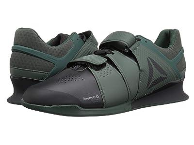 Reebok Legacy Lifter (Coal/Chalk Green/Industrial Green) Men