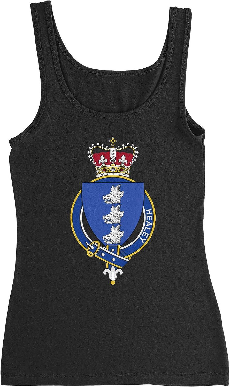 HARD EDGE DESIGN Women's OFFicial mail order Irish Garter Healey T-Shirt Max 65% OFF Family