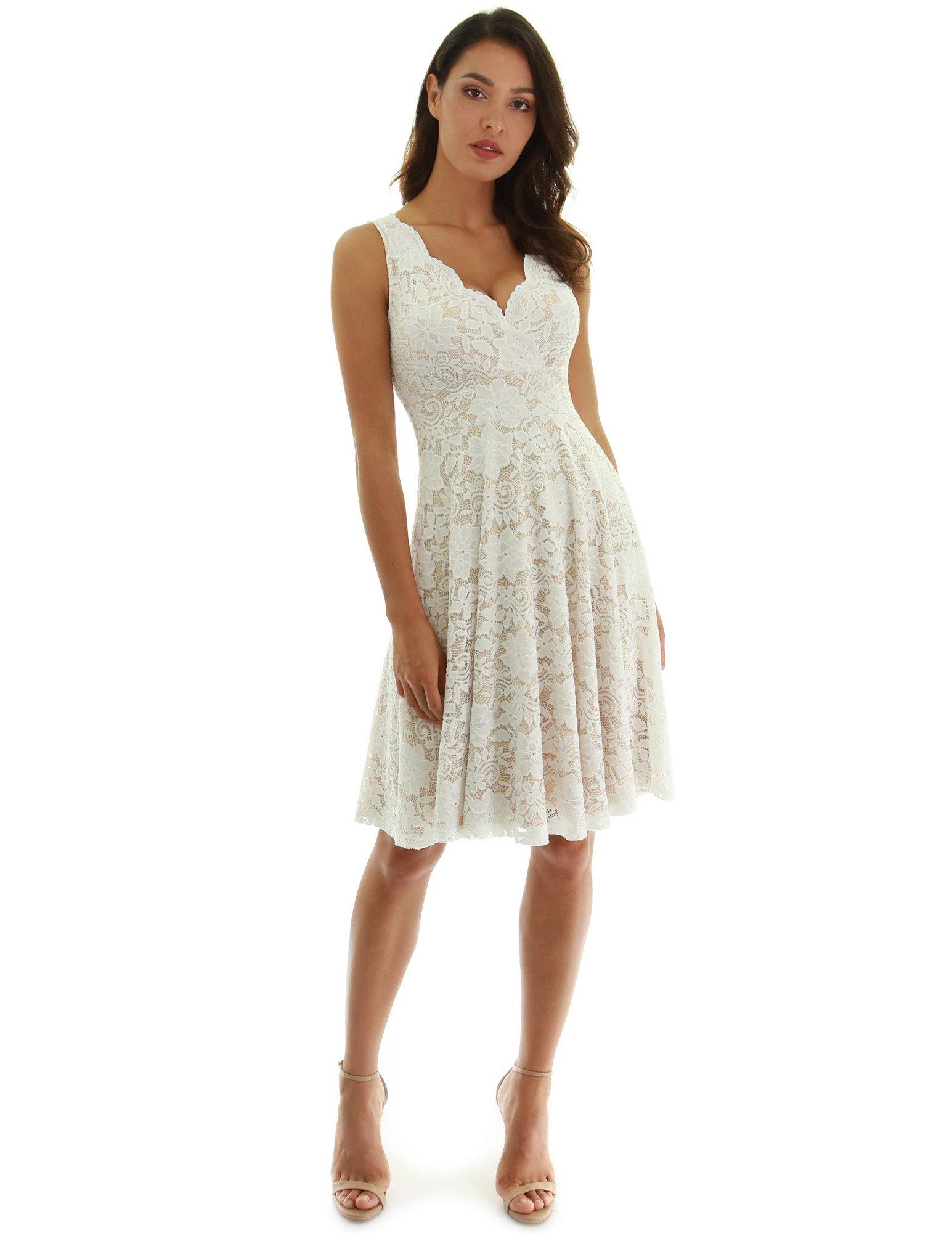 White Dress - Women's 1920s Black Sequin Gatsby Maxi Long Evening Prom Dress