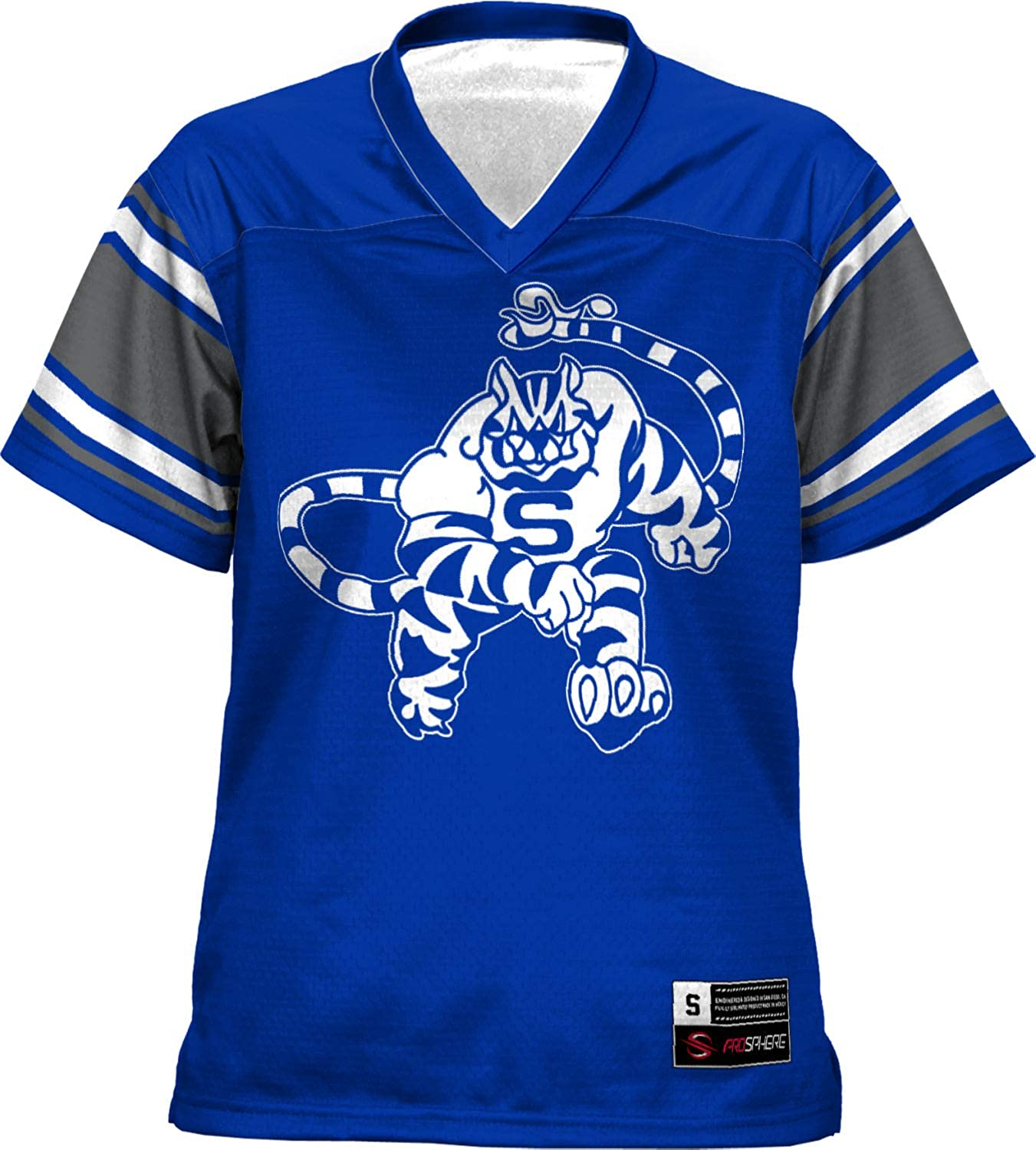 ProSphere Stone Fees free!! High School Women's Ranking TOP11 Zone Jersey End Football