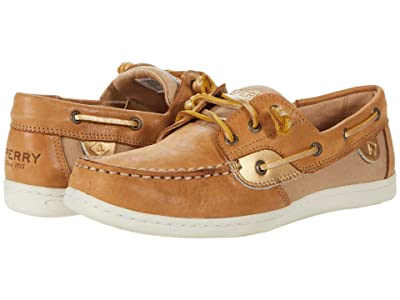 Sperry Songfish Starlight Leather (Tan) Women