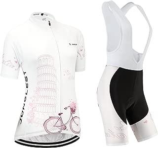 N221 S~5XL,Option:Cuissard,3D Coussin Maillot de Cyclisme Femme Manches Longues Jersey