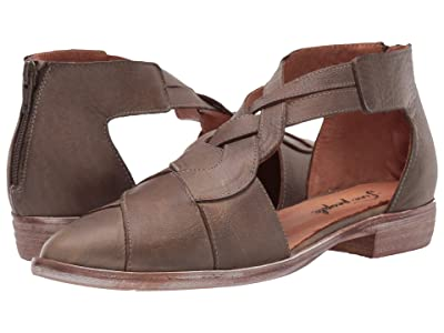 Free People Wanderlust Flat (Khaki) Women