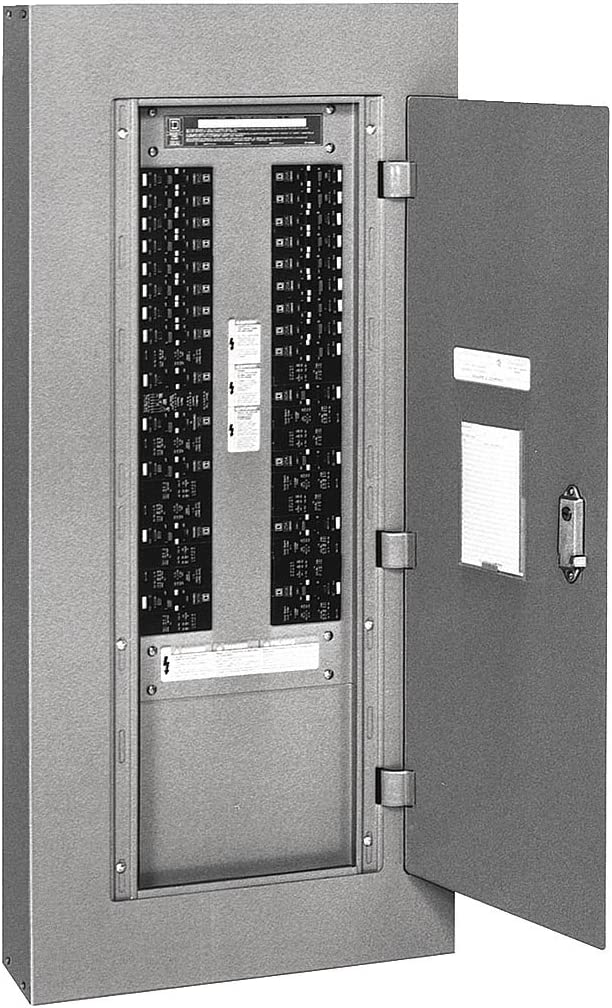 SCHNEIDER Our shop most popular ELECTRIC Panelboard Interior Nf San Francisco Mall 600-Amp 30Ckt N Mlo 3P