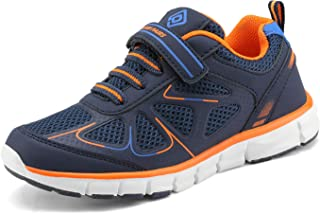 Boys Girls Athletic Running Shoes Comfort Sneakers(Toddler/Little Kid/Big Kid)