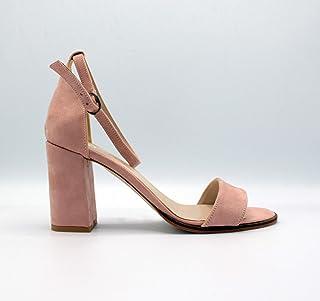 Topuklu Deri Kadın Ayakkabı