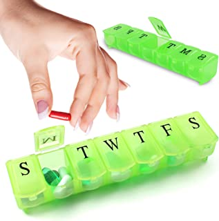 Best easy to open pill boxes Reviews