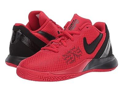 Nike Kids Kyrie Flytrap II (Little Kid) (University Red/Black) Boys Shoes