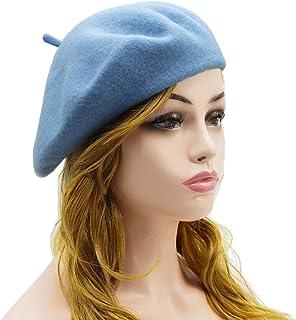 ce208def344 Amazon.com  Blues - Berets   Hats   Caps  Clothing