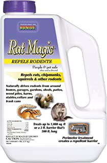 Bonide 863 Rat Magic Granules, 5 lb