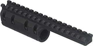 GG&G Scout Scope Mount for M1A Picatinny Rail, Black