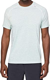Mens Metal Vent Tech Short Sleeve Shirt